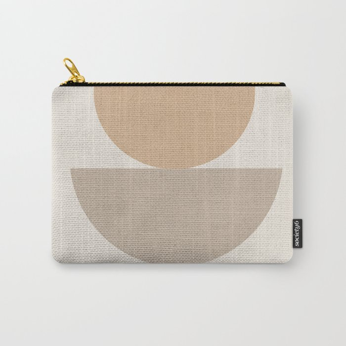 Geometric Modern Art 31 Carry-All Pouch