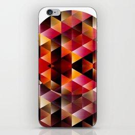 Geo 4 iPhone Skin
