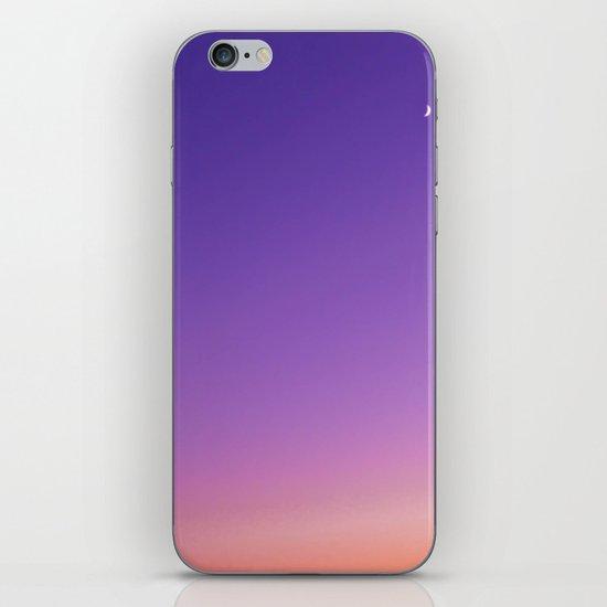 Sunset Moon iPhone & iPod Skin