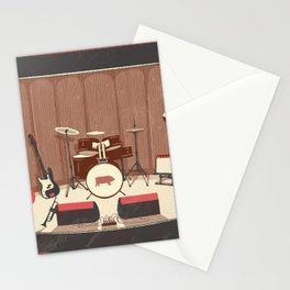 Barrel Rock Stationery Cards