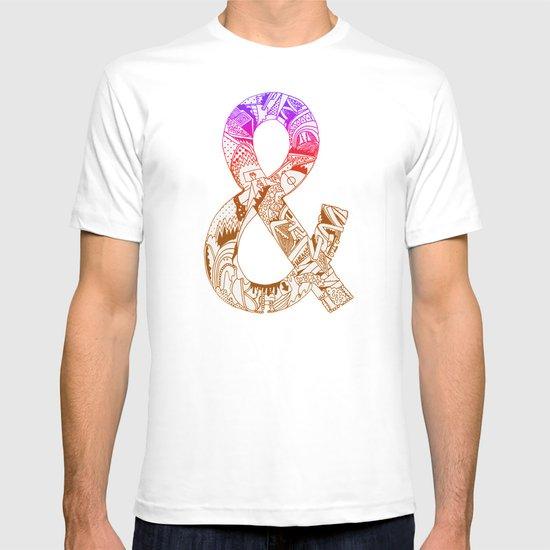 '&' T-shirt