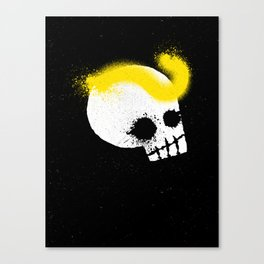 End Times Poster Canvas Print