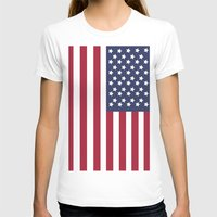 america T-shirts featuring America. by Jake  Williams