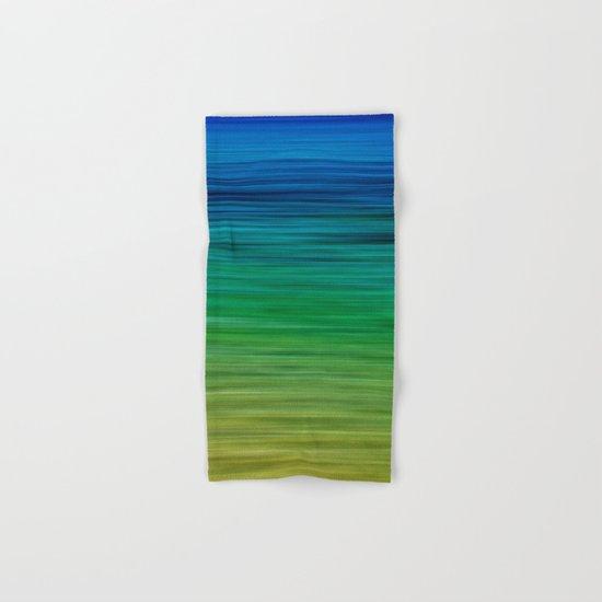 SEA BLUES Hand & Bath Towel