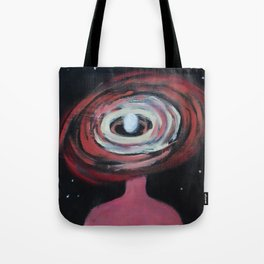 Galaxy Portrait 2 Tote Bag