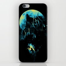 Lurking iPhone & iPod Skin
