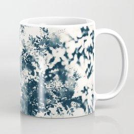 Blue Leaves #1 Coffee Mug