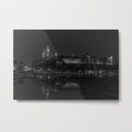 Wawel. Metal Print