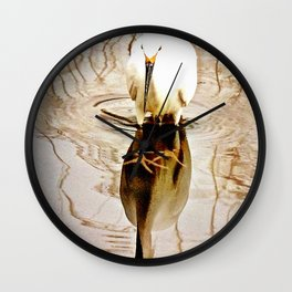 Patience Wall Clock