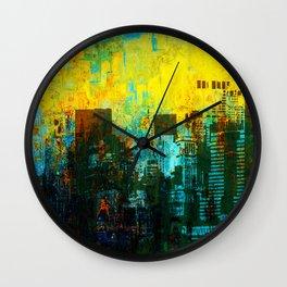 Metropolis Wall Clock