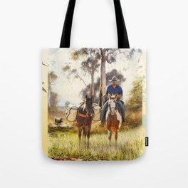 The Stockman Tote Bag