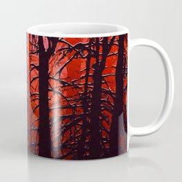 September in the boreal forest Coffee Mug
