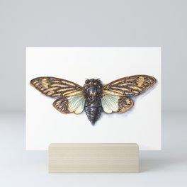 Cicada 1 Mini Art Print