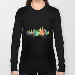 Chicago, Illinois Skyline SP Long Sleeve T-shirt