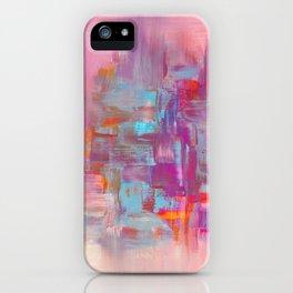 Improvisation 53 iPhone Case