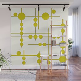 Olives Wall Mural
