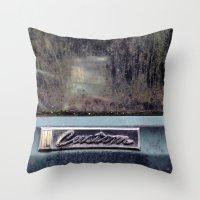 custom Throw Pillows featuring Custom by PlaidRed