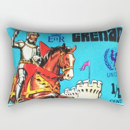 King Arthur Rectangular Pillow