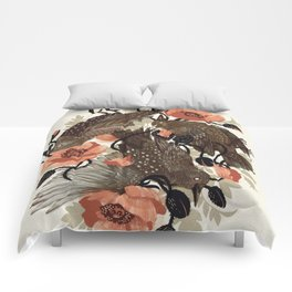 Spangled & Plumed Comforters