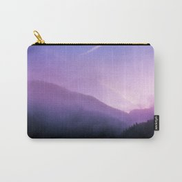 Morning Fog - Landscape Photography Carry-All Pouch