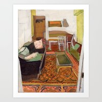227 Mulberry St, No. 02 Art Print