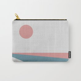 Sunrise at Newton Carry-All Pouch