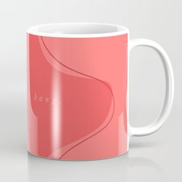 be my valentine?  Coffee Mug