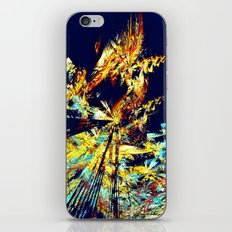 Butterfly Paradise iPhone & iPod Skin