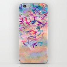 Birds Flight Home  iPhone & iPod Skin