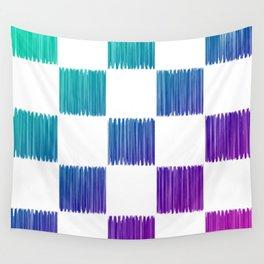 Checker Wall Tapestry