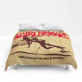 BGIRL BRIGADE Comforters