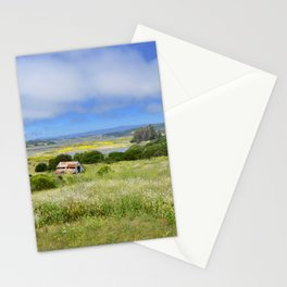 Clearing Sky Stationery Cards