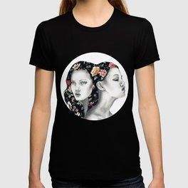 Floral Lindsey W. T-shirt