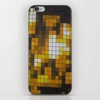 chandelier iPhone & iPod Skins featuring Chandelier by Hayley Q. Drewyor