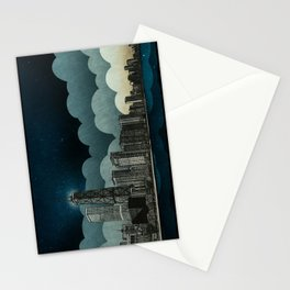 And the Embers Never Fade Stationery Cards