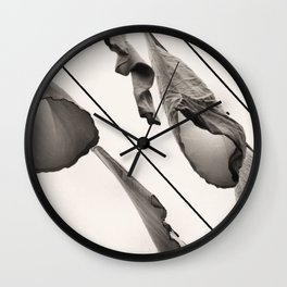 Only White Laundry Today Wall Clock