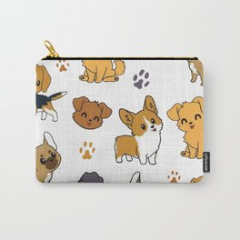 Dog dogs dogs Carry-All Pouch