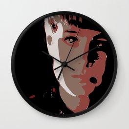 More Human Than Human Wall Clock
