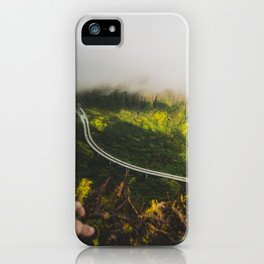 Stairway to heaven, Hawaii iPhone Case