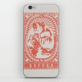 Goffer iPhone Skin