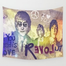Revolution Wall Tapestry