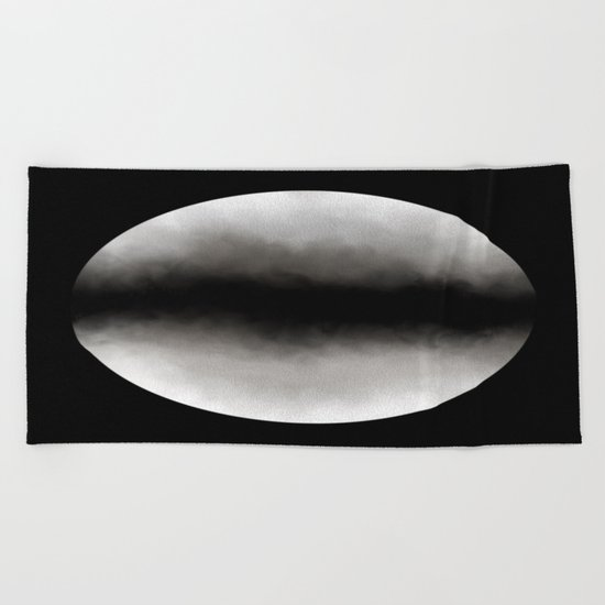 Into The Void Beach Towel