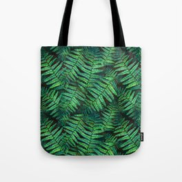 Among the Fern in the Forest Tote Bag