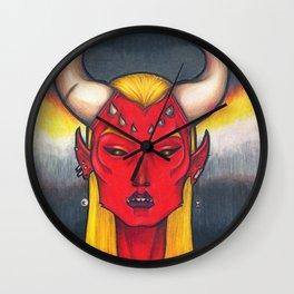 Demona Wall Clock