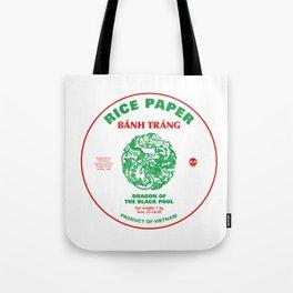 Banh Trang Rice Paper Tote Bag