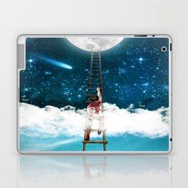 Reach for the Moon v2 Laptop & iPad Skin