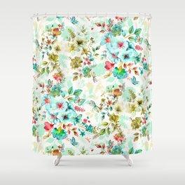 Bright Italian Summer Shower Curtain
