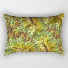 Fall Days - Fractal Art Rectangular Pillow