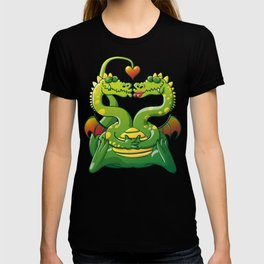 Dragons Madly in Love T-shirt