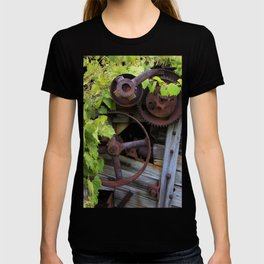 Overgrown Machinery T-shirt